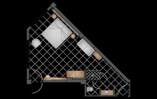 Exclusive Room Beach Front Ground Floor
