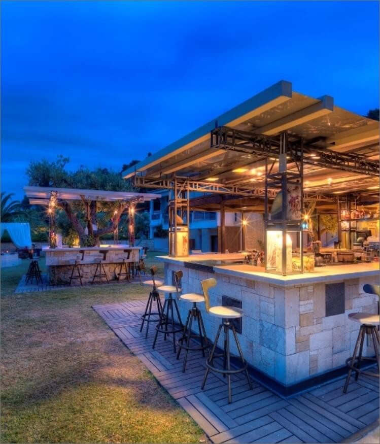 Olympion Sunset Beach Bar